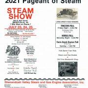 2021 SVSGEA JULY SHOW
